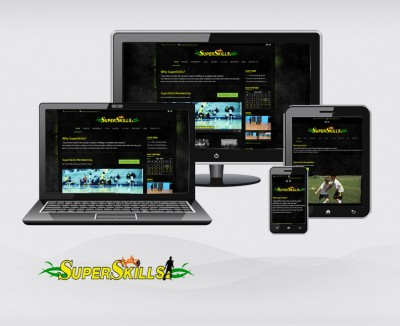 SuperSkills Soccer – UK