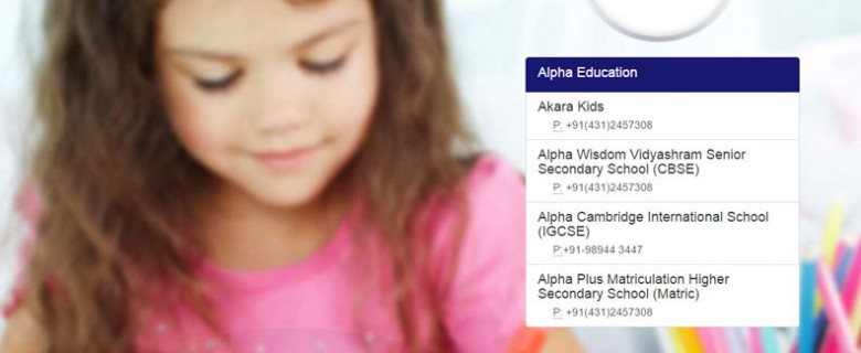 Alpha Education – India