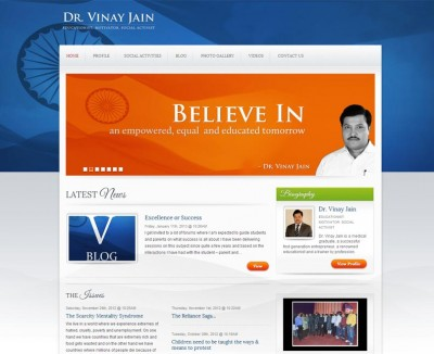 Dr. Vinay Jain – India