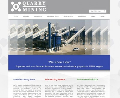 Quarry & Mining (RAK) LLC – UAE