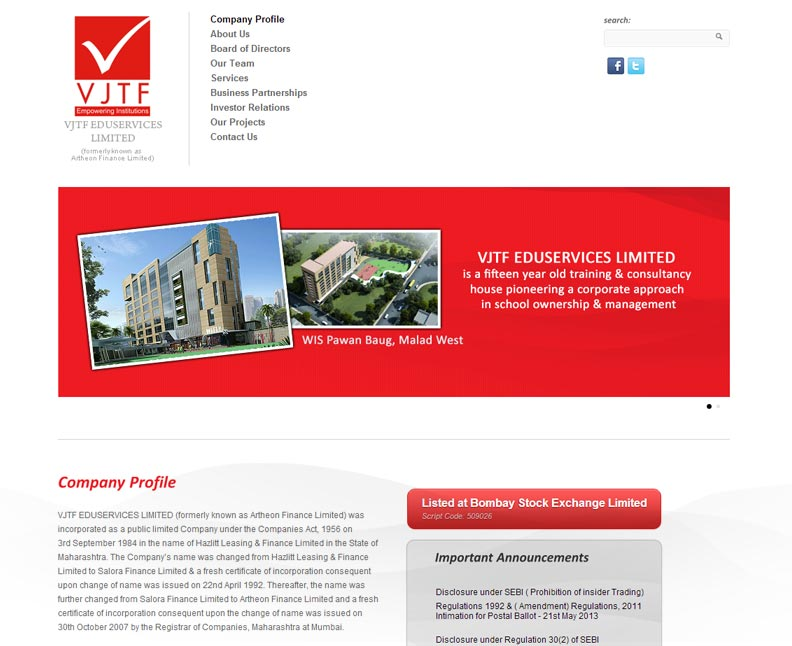 VJTF – India   Offshore Outsourcing Company